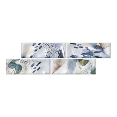 Image for Brick Fachaleta Acuarela Multicolor Cd
