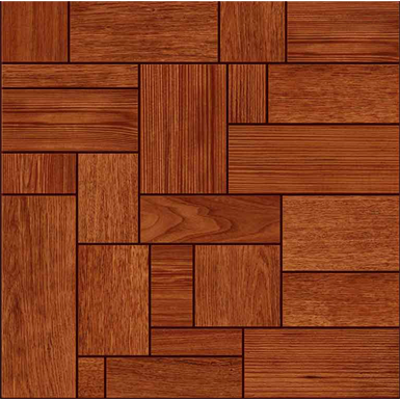 Image for Piso Madera Lapacho Terracota Cu 458mm x 458mm