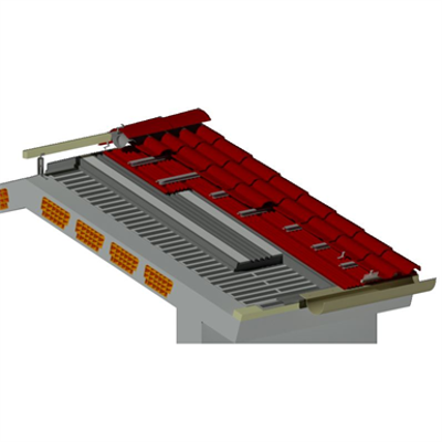 imagen para Onduline Roofing System_Tegole