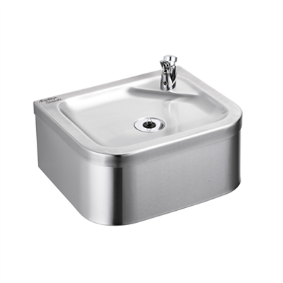Immagine per Purita Wall Mounted Stainless Steel Drinking Fountain