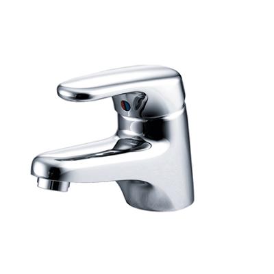 Sandringham Washbasin 1 Taphole Single Lever için görüntü