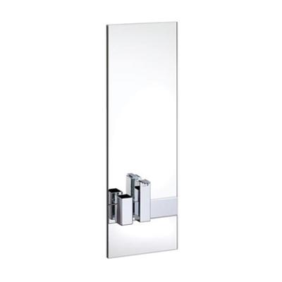 Imagem para Mirror & brush-holder & soap dispenser}
