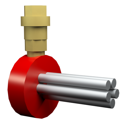 Image for Foam BFZ Inductor