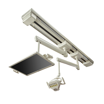 Image for Dental Track Light and Monitor