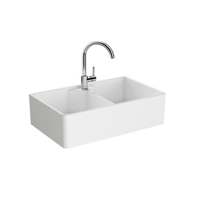 imagem para Sink-Double Belfast Sink 80cm - Arkitekt Series - VitrA