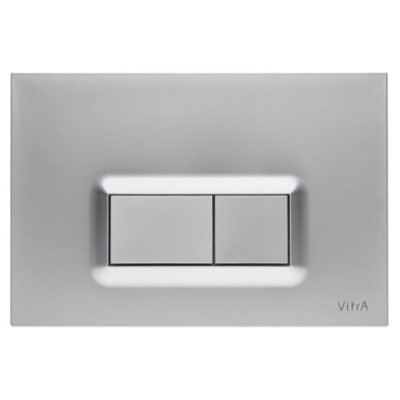 Image for Flush Plate Control Panel - Toilet Cisterns - Loop R Series - VitrA