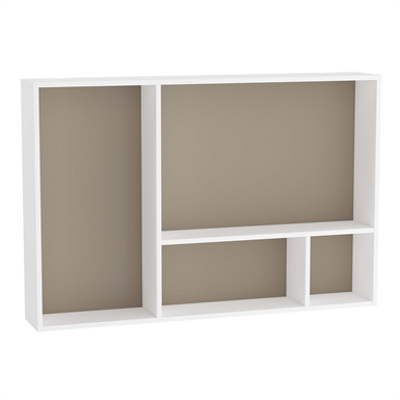 Image for Upper Open Cabinet - Shelf - 90cm - Voyage Series - VitrA