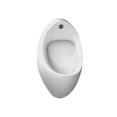 Image for Urinal - Back Inlet Urinal - With Integrated Electronic Flusher - Arkitekt Series - VitrA