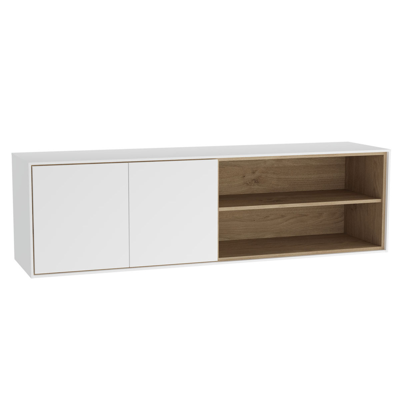 Image for Lower Unit - 130cm - With Doors & Shelves - Voyage Series - VitrA