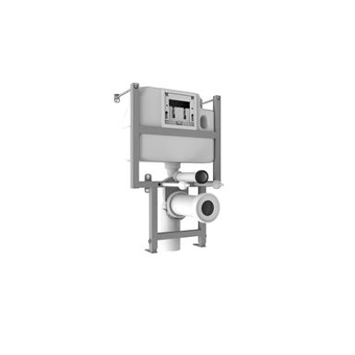 Image for BCM 790 Wall Frame Unit Inc Cistern