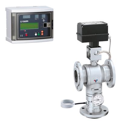 LEGIOMIX® - Programlanabilir termal dezenfeksiyon ve kontrol özelliğine sahip elektronik karışım vanası. için görüntü