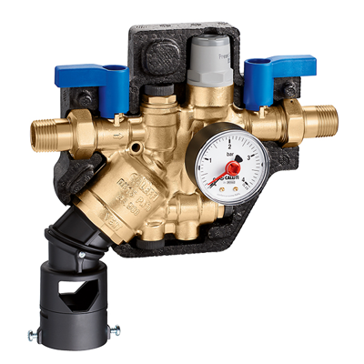 obraz dla Automatic compact charging unit to EN 1717 standard with BA type backflow preventer