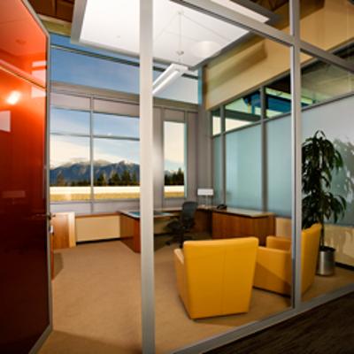 Image for SteelBuilt Window & Door® Systems-Curtain Door DBL Active Active-60 mm Series