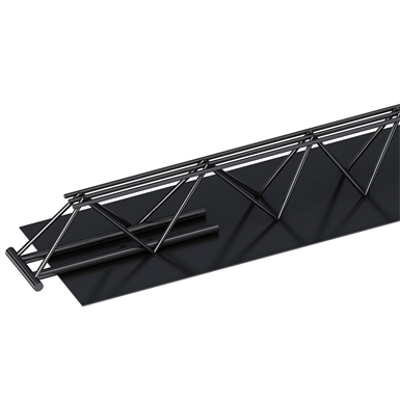 Image for NPS® Basic Beam Self-bearing truss composite beam with bottom steel plate