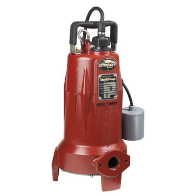 Image for LSG200-Series, 2 hp Submersible Grinder Pump