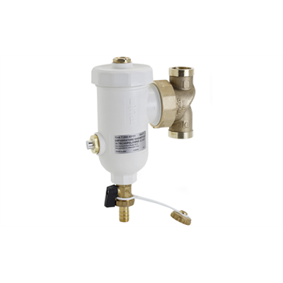 bild för  Magnetic dirt separator for heating and air conditioning circuits