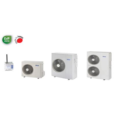 Image for Heat Pump Mirai SMI single phase with Febos HP