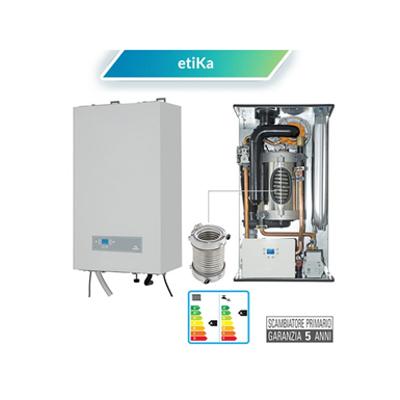 bild för  etiKa mod. K - Instant condensing boiler