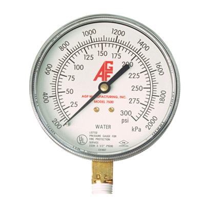 afbeelding voor Model 7500 - Pressure Gauge