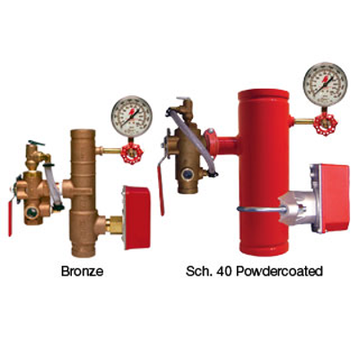 Image for Model 8011 Commercial RiserPACK® - Prepackage Commercial Riser Assembly