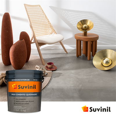 Image for Suvinil Floor Concrete Effect
