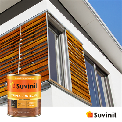 Image for Suvinil Triple Protection Varnish