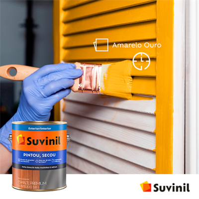 Image for Suvinil Paint and Dry