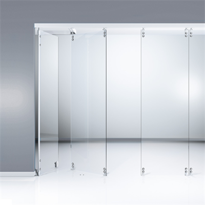 Image for Horizontal Sliding Wall System - HSW GP