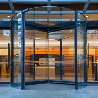 Image for Revolving Door Atrium Plus