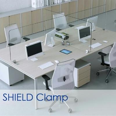 Image for SHIELD Interior Glass Partition Showcase