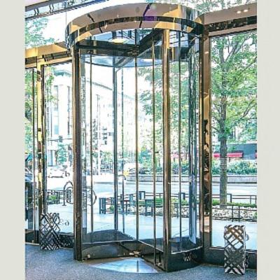 Image for Revolving Door, Crane 3000 Series Showcase