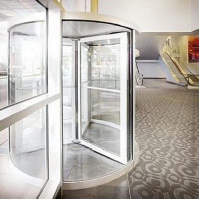 Image for Revolving Door, Crane 1000 Series Showcase