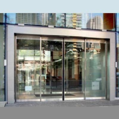 Image for Automatic Sliding Door, Fine Frame ESA400 Showcase
