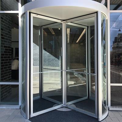 Image for Revolving Door, Crane Motion Assist 360 Series Showcase