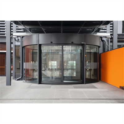 Image for Revolving Door, KTC2 Automatic Wall-Hosted