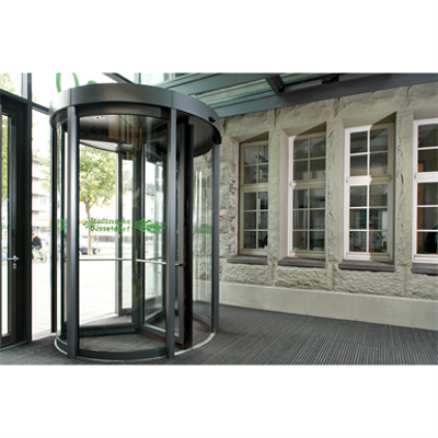 Image for Revolving Door, KTV III Automatic Curtain-Panel