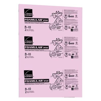 Image for FOAMULAR® 250 EXTRUDED POLYSTYRENE (XPS) RIGID FOAM INSULATION