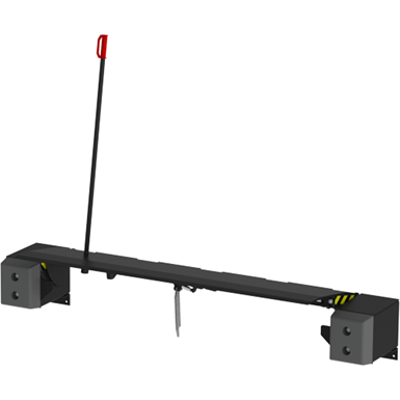 Obrázek pro Manual mini dock leveller 105NG