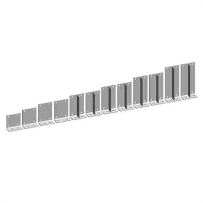 Image for Structural framing - K profile purlin cleat
