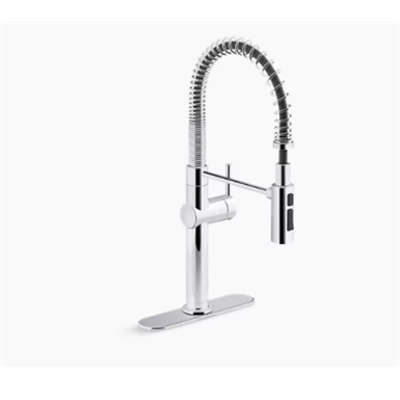 Image pour Crue™ Single-handle semi-professional kitchen sink faucet