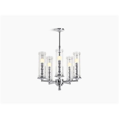 Image for Damask™ Five-light chandelier
