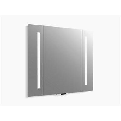 "Imagem para Verdera® Voice lighted mirror with Amazon Alexa, 40"" W x 33"" H}"