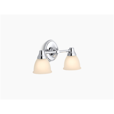 Image for Forté® Two-light sconce