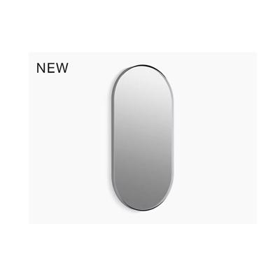 """Imagem para Essential 20"""" x 40"""" capsule decorative mirror}"""