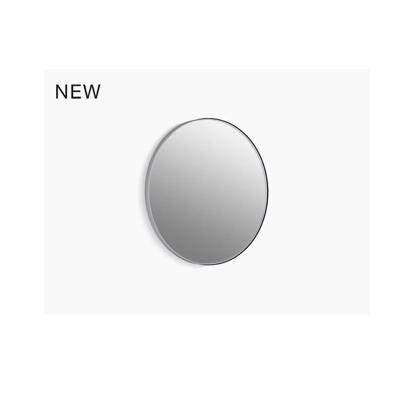 """Imagem para Essential 28"""" round decorative mirror}"""