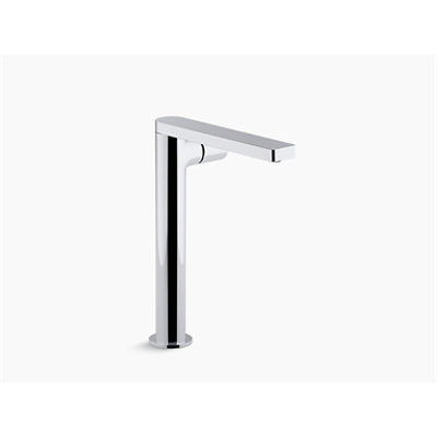 afbeelding voor Composed® Tower single-handle bathroom sink faucet with pure handle