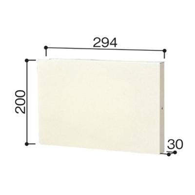 Image for レンジフード横幕板 シロッコ用 ブラック YMP20-345_BK