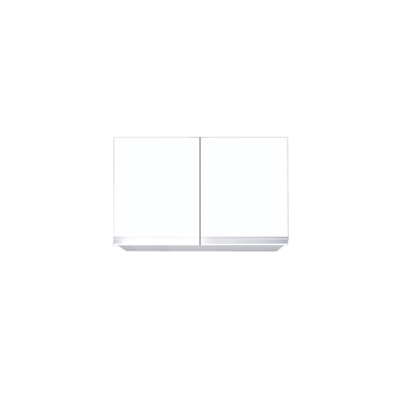 Image for 吊戸棚 (高さ60cmタイプ) 間口70cm ホワイト M7-70HN_W