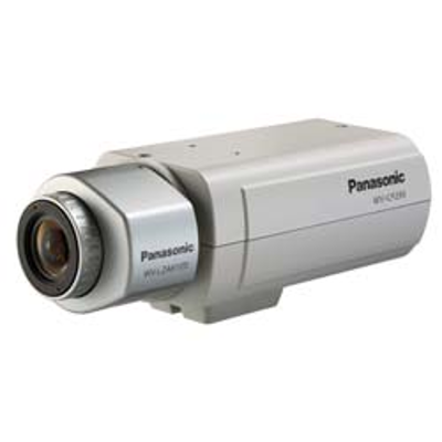 """Image for WV-CP294 1/3"""" CCD, Color Camera with True Day/Night Function"""