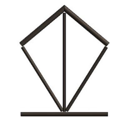 Image for BIMobject TH x Thai Obayashi_WarrenTruss_4(with verticals)